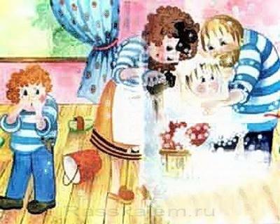 Девочка чумазая-10