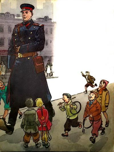 Дядя Стёпа – милиционер-03