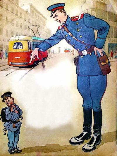 Дядя Стёпа – милиционер-09