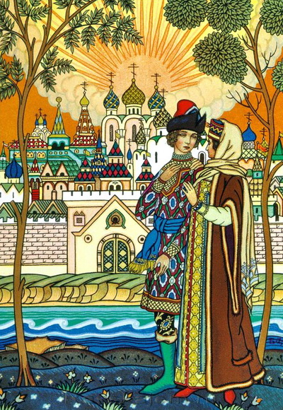 Сказка о царе Салтане-02