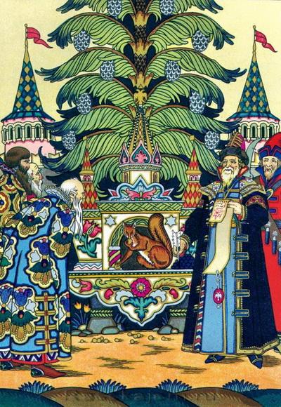 Сказка о царе Салтане-04