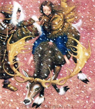 Снежная королева-14
