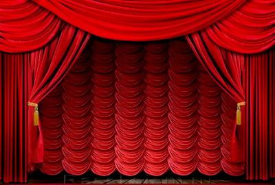 В театре для детей