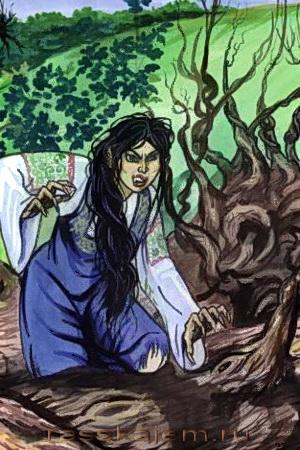 Ведьма и Солнцева сестра-7