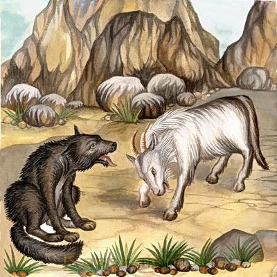 Глупый волк-3