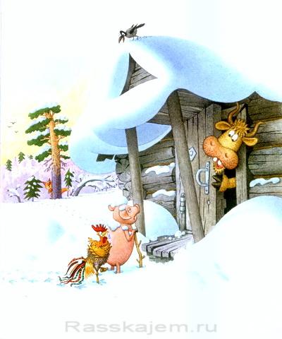 Зимовье зверей-02