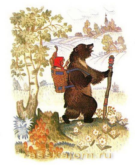 Машенька и медведь-6