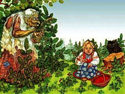 Баба-Яга и ягоды-02