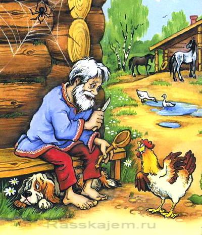Петушок и бобовое зёрнышко-06
