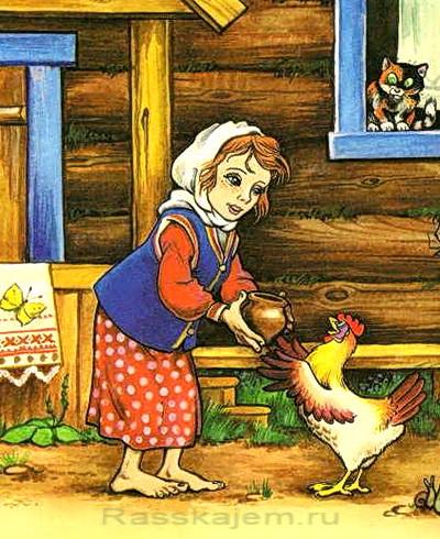 Петушок и бобовое зёрнышко-10