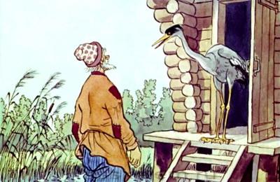 Скатерть, баранчик и сума-12